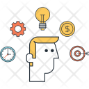 Business Idea Efficiency Icon