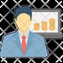 Business Business Analytics Presentation Icon