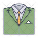 Business Suit Finance Icon