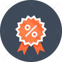 Business Commerce Discount Icon