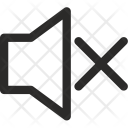 Business Sound Mute Icon