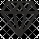 Business Diamond Brilliant Icon