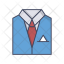 Business Suit Dress Icon