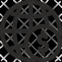 Business Globe Money Icon