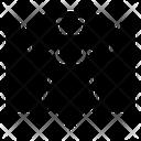 Business Uniform Tie Icon