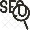 Business Optimization Search Icon