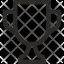 Business Achievement Award Icon