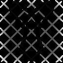 Business Necktie Digital Icon
