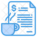 Business Coffee Archive Icon
