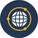 Business Global Business Globalization Icon