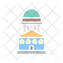 Business Capital Capitol Icon