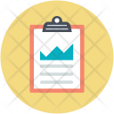 Business Doc Clipboard Icon