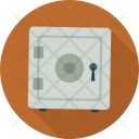 Business Security Bank Icon