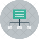 Business Interface Networking Icon