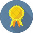 Business Medal Award Icon