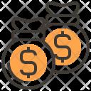 Business Cash Money Icon