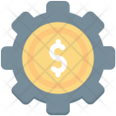 Business Management Cog Icon
