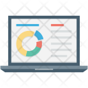 Business Graph Infographic Icon