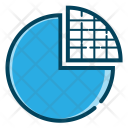 Business Graph Analysis Icon
