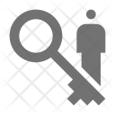 Business Key Client Icon