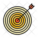 Business Goal Startup Icon