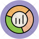 Business Analytics Chart Icon