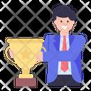 Trophy Prize Reward Icon