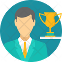 Business Achivement Award Icon