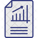 Business Administration Business Management Economical Analytics Icon