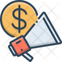 Business Advertising Business Advertising Icon