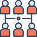 Business Affiliate Network Icon