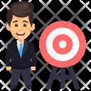 Business Aim Icon