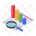 Business Analysis Data Analysis Business Analytics Icon