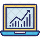 Business Analysis Business Evaluation Business Graph Icon