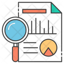Business Audit Business Analysis Data Analysis Icon