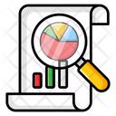 Business Analysis Report Review File Review Icon