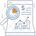 Business Analysis Finance Graph Business Chart Icon