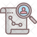 Business Analysis Business Solutions Market Analysis Icon