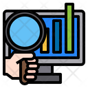 Find Technology Graph Icon