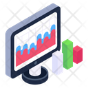 Online Business Analysis Business Analytics Business Analysis Icon