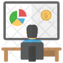 Business Analysis Data Analytics Icon