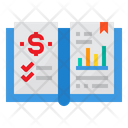 Business Analysis File Icon