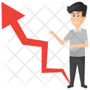 Business Analyst Evaluation Icon