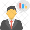 Business Planning Analyst Icon