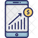 Business Analytics Business App Business Evaluation Icon
