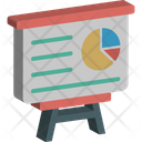 Business Analytics Business Presentation Data Visualization Icon