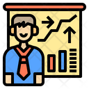Analytics Consumer Behavior Icon