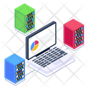 Digital Business Business Chart Business Analytics Icon