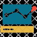 Business Analytics Commerce Icon