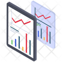 Business Analytics Report Icon